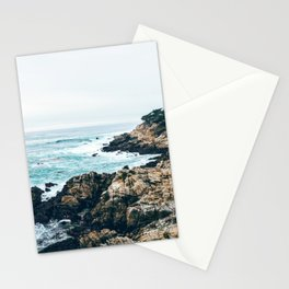 Standing on the Coast Stationery Cards