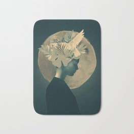 Moonlight Lady Bath Mat