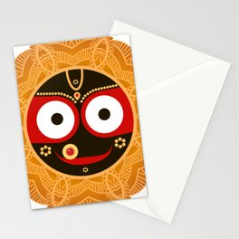Lord Jagannatha. Stationery Cards