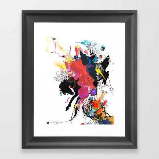 VZ Royal Ride Framed Art Print