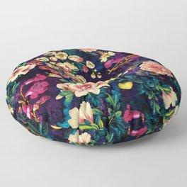 NIGHT FOREST XXII Floor Pillow