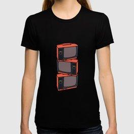 Retro Vibes : TVs T-shirt