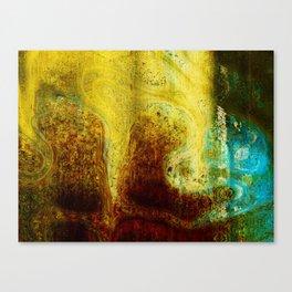 Textaz Canvas Print