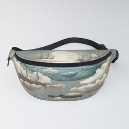 Ocean Meets Sky Fanny Pack