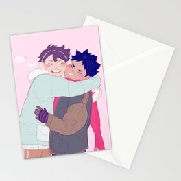 tiny iwaois Stationery Cards