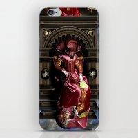 thrones iPhone & iPod Skins featuring THRONES by DIVIDUS DESIGN STUDIO