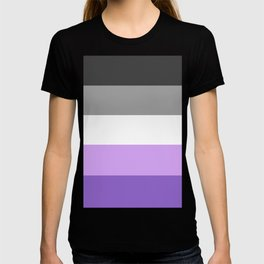 Pastel Asexual Pride T-shirt