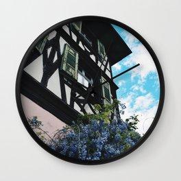 Gengenbach, Germany Wall Clock