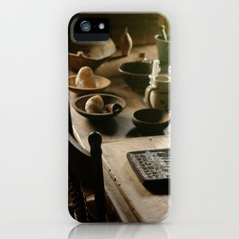 Lovely Wood iPhone Case