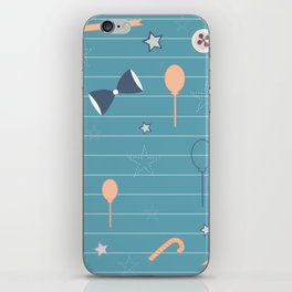 Cute Pattern iPhone Skin