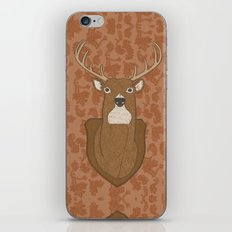 Regal Stag iPhone & iPod Skin