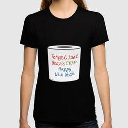 Last Year Was Crap Survivor and Joker Gift T-shirt
