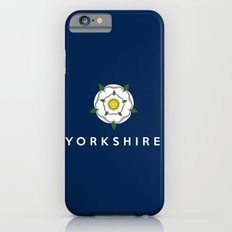 yorkshire province england country flag name text iPhone 6s Slim Case