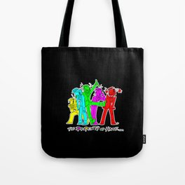 TPoH: Colourful Personality Tote Bag