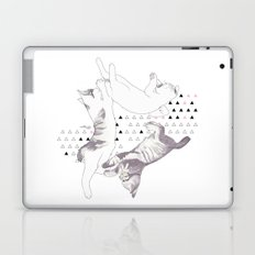 cat triangle  Laptop & iPad Skin