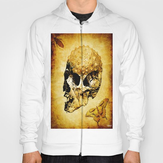 The last home of the mystic butterfly Hoody