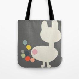 Bunny Farts Tote Bag