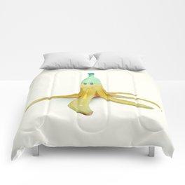 Banana Peel - Kart Art Comforters