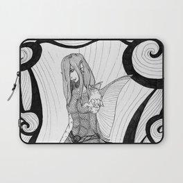 Mermaid rock Laptop Sleeve