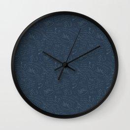 Luke's Coffee Wall Clock