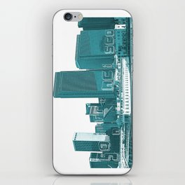 San Francisco City iPhone Skin