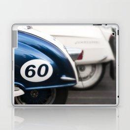 Blue 60 Laptop & iPad Skin