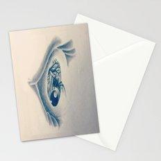 Spider Eye Stationery Cards