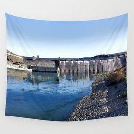 Grand Coulee Dam Wall Tapestry