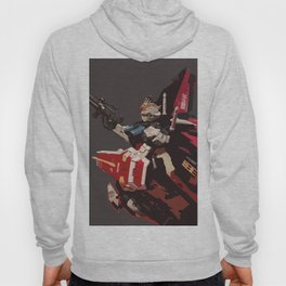 Gundam Aile Strike Digital Painting Hoody