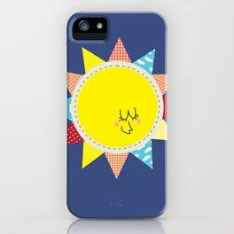 In the sun iPhone Case