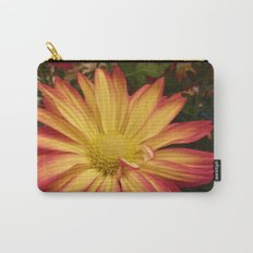 Fiery Flower Carry-All Pouch