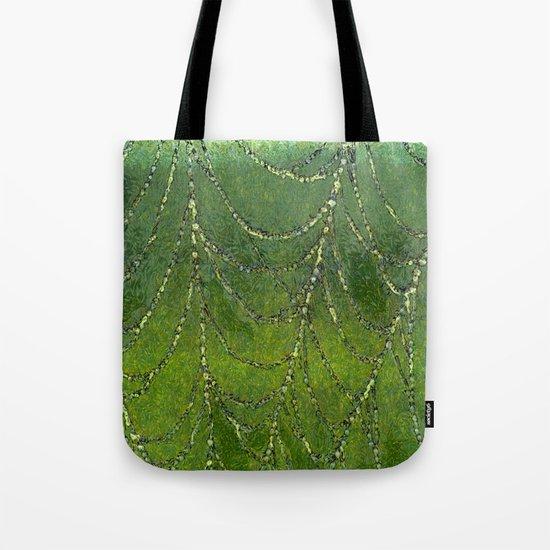 Spiders Web Tote Bag