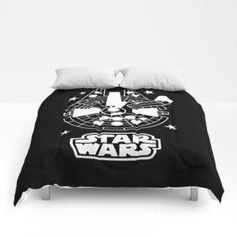 Falcon Emoji Comforters