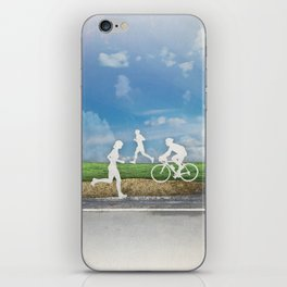 Get Outside iPhone Skin