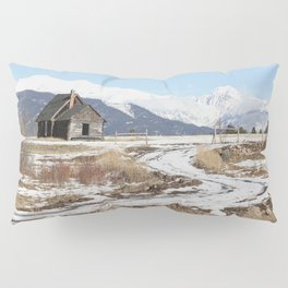The Old Homestead Pillow Sham
