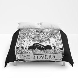 The Lovers Tarot Comforters