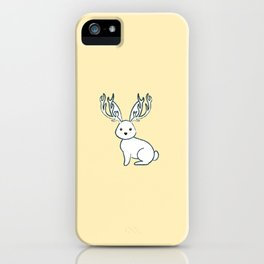 Jackelope of all trades iPhone Case