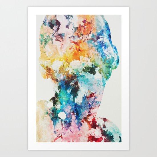 Soft Focus Art Print
