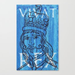 anyone can be a 'King Maker'....look, I just made one Canvas Print