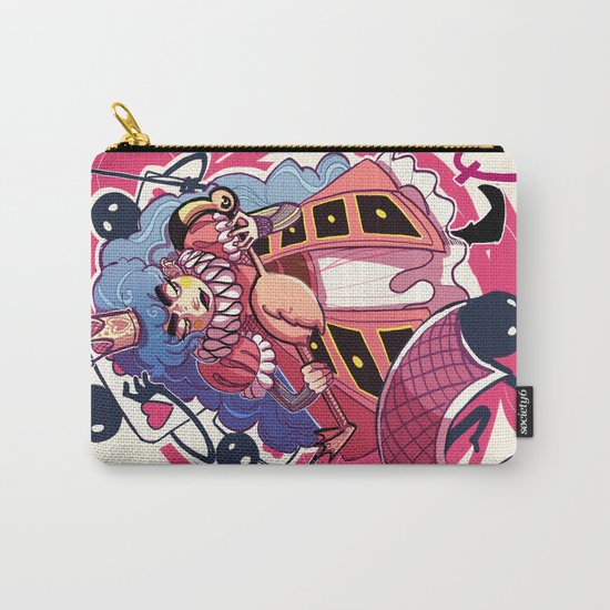 Queen of Hearts Carry-All Pouch