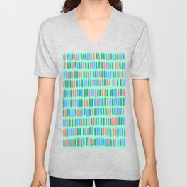 Bookcase #4 Unisex V-Neck