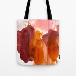 abstract painting X Tote Bag