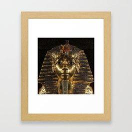 KingTut20150901 Framed Art Print