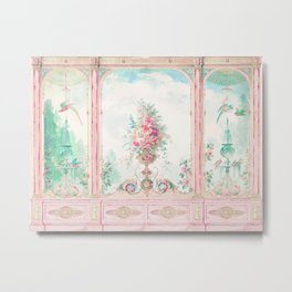 French Conservatory, Garden Room Metal Print