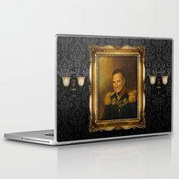 replaceface Laptop & iPad Skins featuring Robin Williams - replaceface by replaceface