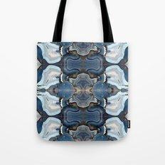 Agate the Blues Tote Bag