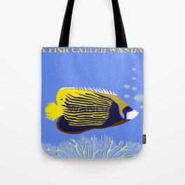 A Fish Called Wanda Tote Bag