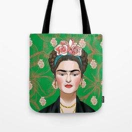 Frida Khalo Tote Bag