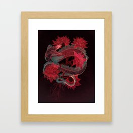 Astral Candy Framed Art Print