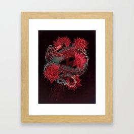 Astral Candy Framed Art Print